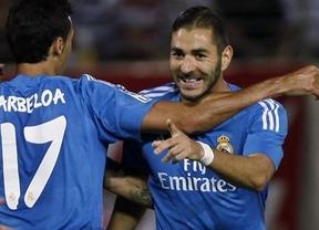 Un Madrid vulgar y luchador sabe sufrir para ganar ante un Granada entregado (0-1)