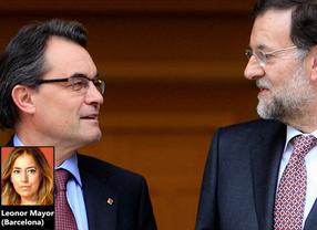'Tregua' Rajoy-Mas: viajarán el miércoles juntos a la zona del siniestro