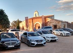 Tras el éxito de 2014, la caravana de Dream Cars de Mercedes planifica su gira 2015