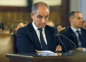 Camps testifica desde Valencia y por escrito por el 'caso Nóos' y sus supuestos favores a Urdangarin