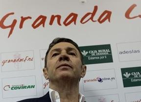 El Granada decide no renovar en el banquillo a su 'salvador' Abel Resino