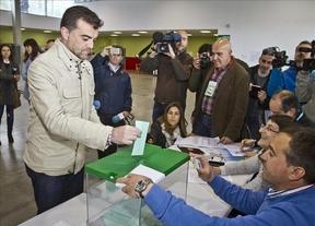 Maíllo llama a la participación 'masiva' para 'recuperar el poder andaluz'