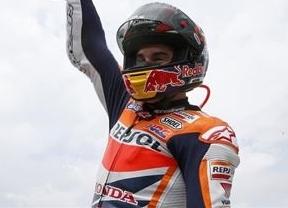 Día histórico para los Márquez: el ya campeón de Moto GP vuelve a ganar y bate el récord de victorias en un año