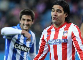 Todo tiene su fin: un Atlético espeso rompe su racha de victorias y pincha ante la Real (0-1)