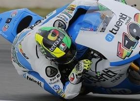 GP de Holanda: Espargaró empieza a enseñar los dientes y a recortar puntos a Redding en Moto2