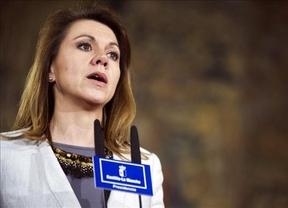 El PSOE vuelve a acusar a Cospedal de mentir sobre el caso Bárcenas