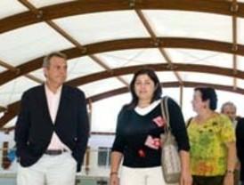 Retraso en las instalaciones deportivas en la zona norte de Cartagena