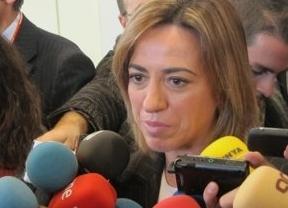 Chacón se dirige ya a Andalucía al atacar la 'congelación' del salario mínimo