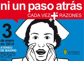 2014 se estrena con un refuerzo de las movilizaciones por la Sanidad Pública