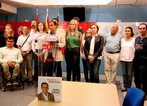 Daniel Jiménez (PSOE) presenta un programa para Guadalajara centrado en el empleo