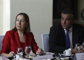 Ana Pastor logra en Panamá un principio de acuerdo sobre las obras del canal