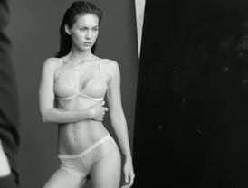Megan Fox, explosiva carga de erotismo y seducción para Arman
