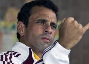 Elecciones Venezuela: Capriles no reconocerá la victoria chavista