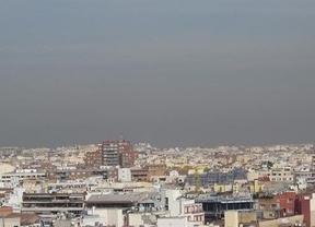 La 'boina' de contaminación atmosférica de Madrid también llega al Corredor del Henares de Guadalajara