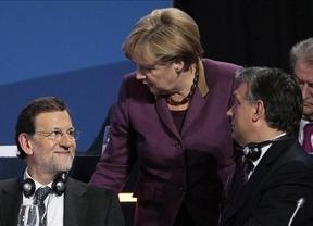 Consejo Europeo: Rajoy no pedirá el rescate si no es junto con Italia; Hollande pide sacar a España de la austeridad
