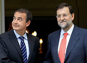Rajoy se mantiene el sueldo en 2015 en 6.515 euros mensuales, el mismo que percibía Zapatero hace cinco años