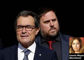 Junqueras, dispuesto a ceder la presidencia a Mas