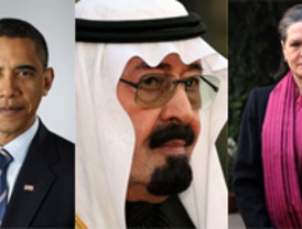 Las personas más poderosas del mundo según la revista Forbes