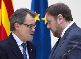 Divorcio político CiU-ERC sobre la consulta soberanista: la unilateralidad no está clara