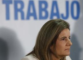 Báñez vaticina datos favorables de empleo en octubre y en 2015