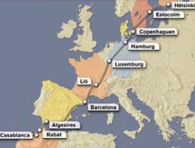 La Eurocámara considera prioritario el Corredor Mediterráneo e