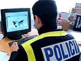 Cinco detenidos por posesión y distribución de pornografía infantil a través de Internet