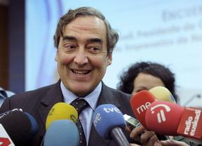 Sin cambios en la Patronal: Rosell, reelegido presidente de la CEOE con el 52,2% de los votos