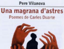 Pere Vilanova musica Una magrana d'astres amb poemes de Carles Duarte