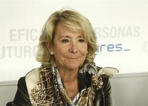 El Gobierno responde a Aguirre que a ella la eligieron 'los mismos dedos' que a Moreno