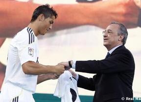 Florentino Pérez cree que Cristiano