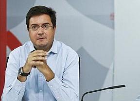 Óscar López no rebaja el tono: 'El PP se ha gastado mucho dinero en comprar silencios'