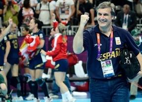 El seleccionador confía en sus 'guerreras olímpicas' para el camino hacia la Eurocopa 2014