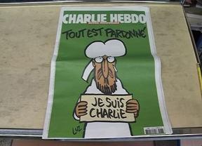 'Charlie Hebdo' lanza una versión digital en español, inglés y árabe