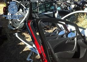 Desarticulado un grupo organizado de ladrones de coches que actuaba en Guadalajara y la Comunidad de Madrid