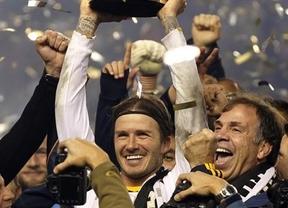 Beckham, más galáctico todavía: seguirá en la Liga USA dos años más tras renovar con 'su' Ángeles Galaxy