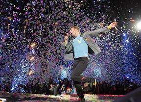 Coldplay salieron a hombros tras su concierto 'mundial' en Madrid