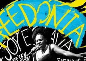 Freedonia estrena single, 'Begging you', y cantante, la incendiaria Maika Sitte
