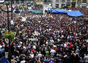23-F: las 'mareas ciudadanas' preparan una gran manifestación