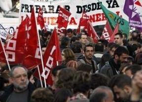 Algo más de la mitad de los españoles no tiene intención de secundar la huelga de mañana