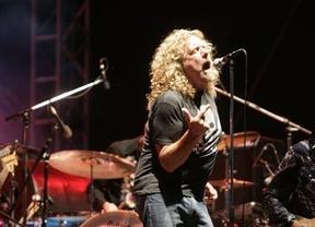 Led Zeppelin, reunión imposible: Plant manda a Page