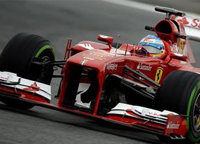 GP de España: Alonso, sólo 5º, deberá remontar para acercarse a Vettel y al título