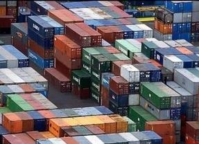 La perspectivas de las empresas exportadoras caen más de 15 puntos en el tercer trimestre