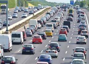 Tráfico prevé problemas de circulación a la salida de grandes núcleos urbanos de Castilla-La Mancha