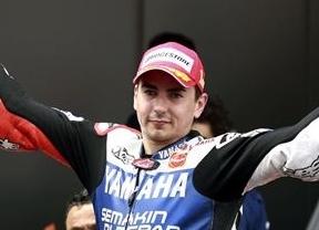 El Gran Premio de Jerez pinta bien: Lorenzo firma la 'pole' por delante de Pedrosa y Márquez