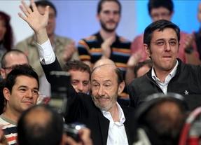 La otra cara del inicio de campaña del PSOE