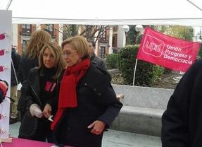 Rosa Díez: la reforma electoral de Castilla-La Mancha