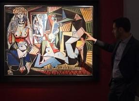 Picasso sigue batiendo récords: 'Les femmes d'Alger', vendida por más de 161 millones de euros