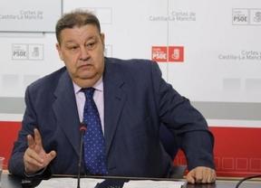 El PSOE a Cospedal: El problema no es la 'B' de Bono sino de 'Bárcenas'