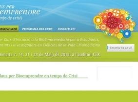 Arranca la 4ª edición del 'Claves para Bioemprender 2014': cómo Bioemprender en tiempos de crisis