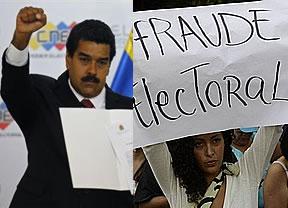 Escándalo Maduro: indignación generalizada por la proclamación exprés del nuevo presidente venezolano